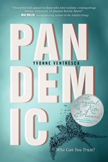 Pandemic paperback cover