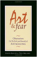 Cover of Art and Fear