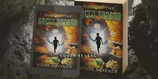 Cover reveal for Sign of the Green Dragon